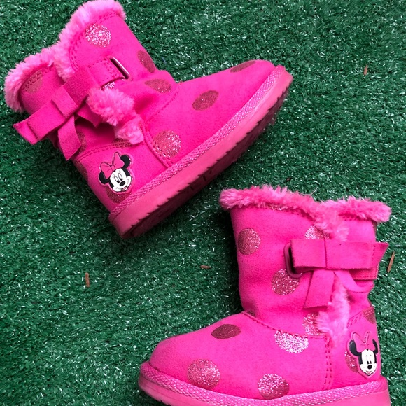 famous designer brand professional website many fashionable Minnie Mouse Boots